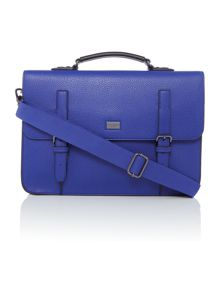 Ted Baker Pebble grain satchel