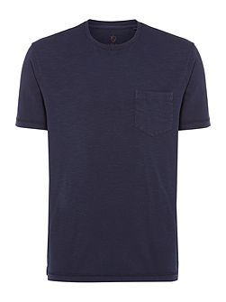 Dillon Short Sleeve Pocket Tee