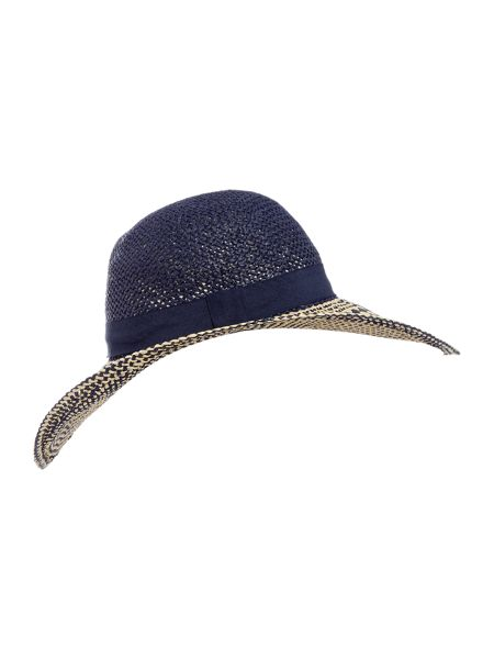 Dickins & Jones Cross weave beach hat