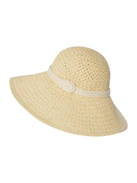 Barbour Sealand straw hat