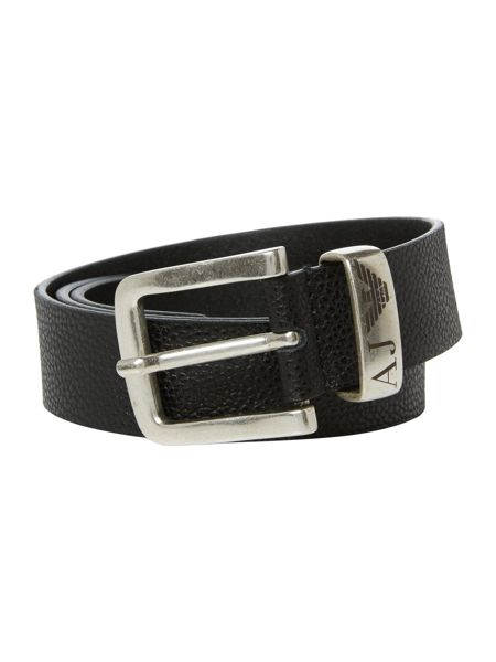 Armani Jeans Belt with logo