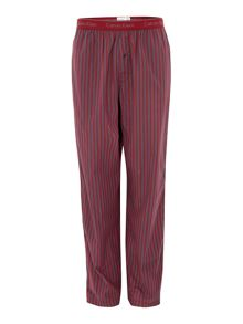 Woven junior striped trousers
