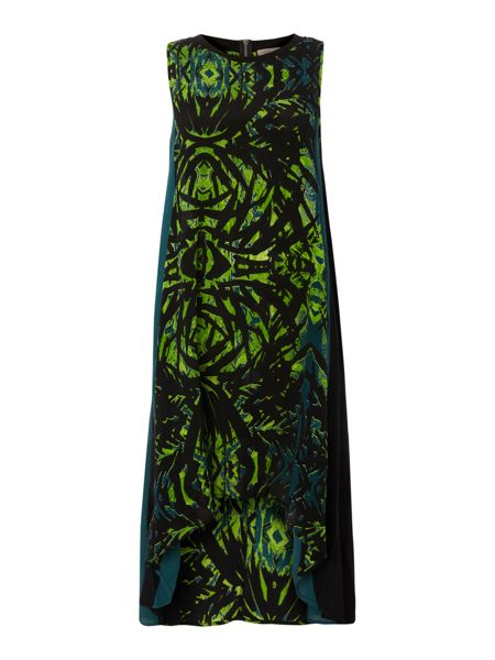 Label Lab Jungle print dress