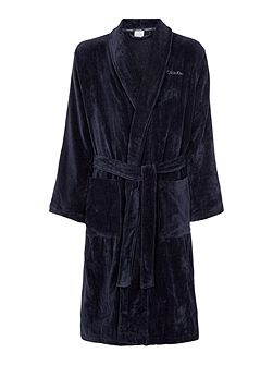 Men's Calvin Klein Velour robe