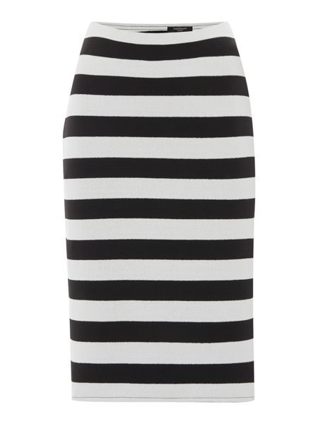 Therapy Stripe Co-ord Skirt