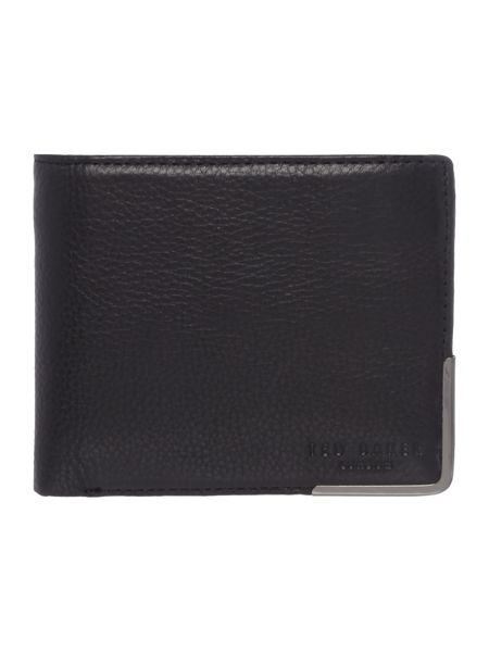 Ted Baker Metal corner card and coin wallet