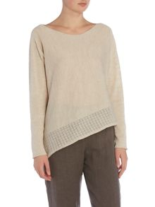 Crea Concept Pull over assymmetric top