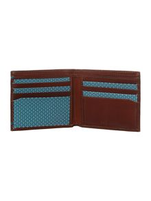 Ted Baker Printed internal wallet
