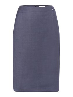 Vasoni Suit Pencil Skirt