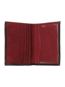 Ted Baker Small wallet with contrast inside