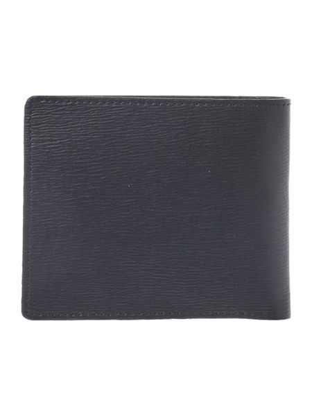 Ted Baker Corner detail wallet with coin pocket