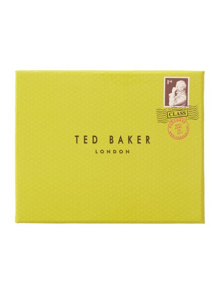 Ted Baker Bifold wallet with zipped coin wallet