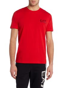 EA7 Core ID Stretch Crew Neck T-shirt