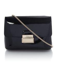 Strega black cross body bag