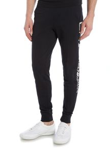 EA7 Graphic Cuff Pant