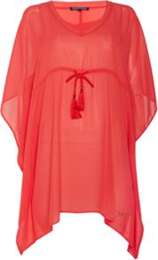 Tommy Hilfiger Gilly sheer tunic