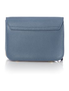 Metropolis grey cross body bag