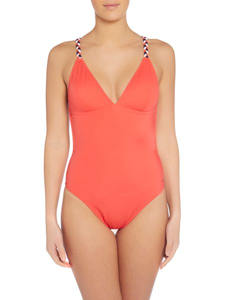 Tommy Hilfiger Grace braided bathing suit