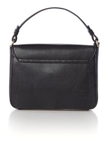 Furla Metropilis black shoulder bag