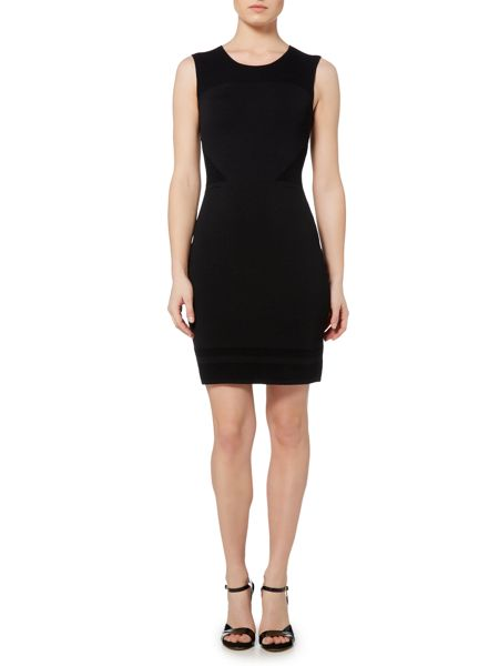 Pied a Terre Short Sleeve Knitted Dress