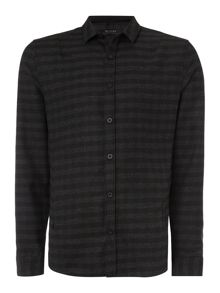 Religion Regular fit gingham shirt