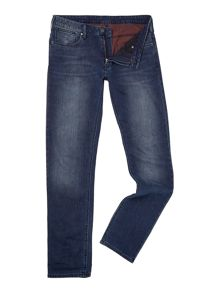 J06 Slim Fit Mid Wash Jeans