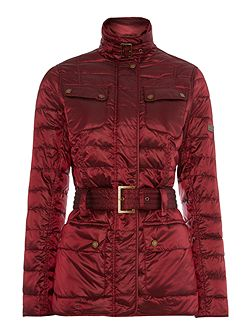 International Broton quilted jacket