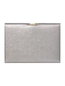 Furla Message silver notebook