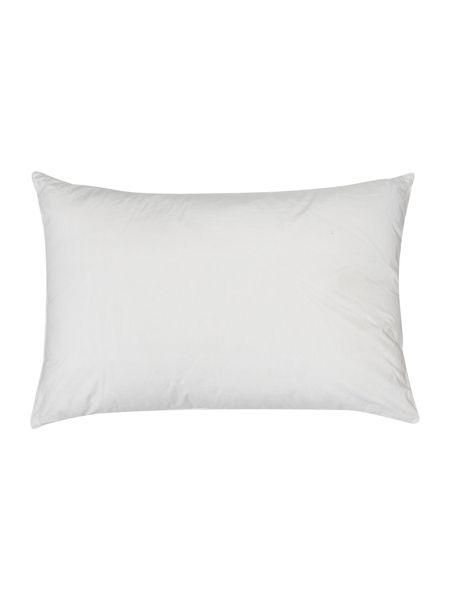 Linea Softened feather pillow