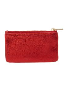 Furla Babylon red coin purse