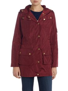 Barbour International Delter casual parka jacket