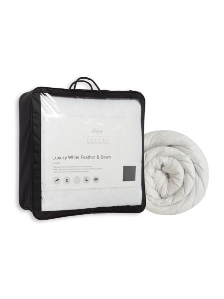 Luxury Hotel Collection Feather & down duvet 13.5 TOG
