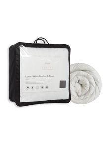 Luxury Hotel Collection Feather & down duvet 13.5AS TOG