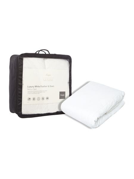 Luxury Hotel Collection Feather & down mattress topper