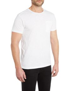 G-Star Regular Fit Crew Neck Pocket T-shirt