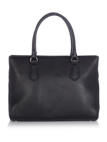 Coccinelle Oslo black medium ew tote bag