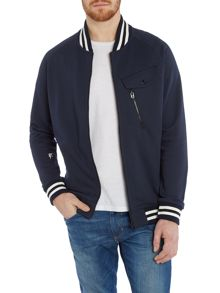 G-Star Frockt varisty sweat bomber jacket
