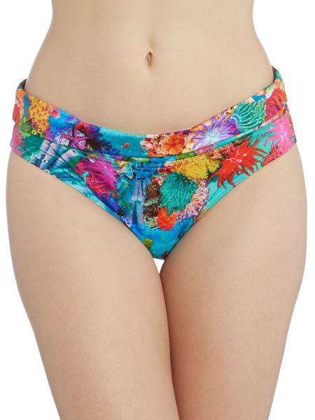 Freya Under the sea folded brief