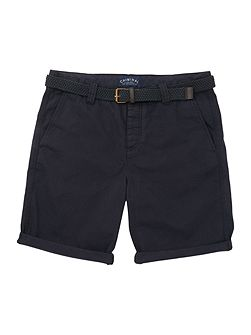 Men's Criminal Travis Cotton Chino Shorts