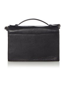 Coccinelle Arlettis black small crossbody bag