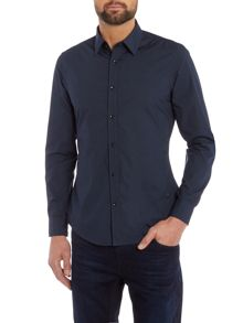 G-Star Regular fit cotton poplin stretch shirt