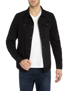 G-Star 3301 slim fit denim pocket detail jacket