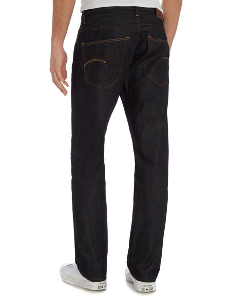 G-Star 3301 Raw Straight Leg Jeans