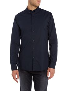 Benetton Classic Long Sleeve Shirt