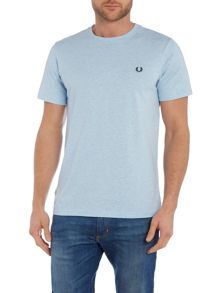 Fred Perry Plain tee with laurel