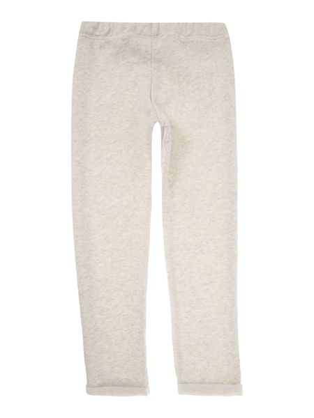 Benetton Girls Joggers with sequin stripe