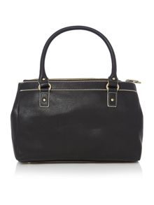 Monroe black ew tote bag