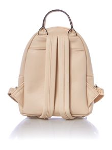 Ollie & Nic Cabana neutral mini backpack bag