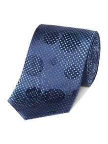Simon Carter Dotted Spot Tie