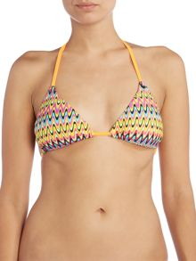 Lepel India triangle bikini top